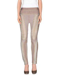 HERVÉ LÉGER BY MAX AZRIA Women's Casual pants Beige M INT