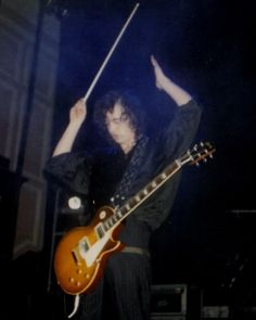 other little-known facts: Jimmy Page is also a part-time orchestra conductor for the London Symphony
