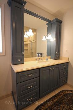 Hallway Bathroom Remodel Before After Addicted 2 Decorating