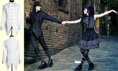 Retroscope Men's Gothic Clothing