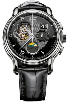 Zenith Chronomaster watch