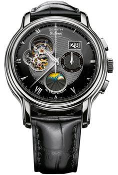 Zenith Chronomaster watch