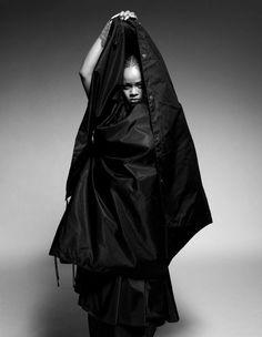 Rihanna for i-D Magazine © Mario Sorrenti