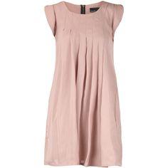 Vero Moda - Pink dress ($66) ❤ liked on Polyvore