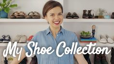 My Shoe Collection ◈ Ingrid Nilsen You Are So Pretty, Love You So Much, Ingrid Nilsen, Sarah B, You Make Me Laugh, Minimalist Shoes, Video Library, I School, Shoe Collection