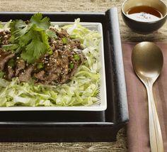 Wok-Charred Beef | Asian Food | Pinterest