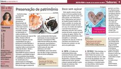 Título: Doce sem açúcar. Veículo: Folha PE. Data: 26/09/2014. Cliente: Editora Alaúde.