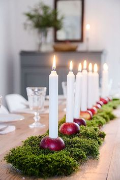 Anna Truelsen interior stylist: Christmas in our house. Anna Truelsen interior stylist: Christmas in our house. Swedish Christmas, Noel Christmas, Scandinavian Christmas, Christmas Morning, Rustic Christmas, Scandinavian Style, Simple Christmas, White Christmas, Christmas Crafts