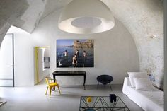 Giuliano Andrea dell\'Uva\'s Capri Suite | bedroom | design ...