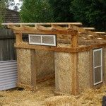 Would be so much fun to try straw bale or mudbrick or cob building.