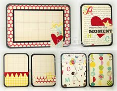 Project Life filler & journaling cards by mom2n2 - Cards and Paper Crafts at Splitcoaststampers
