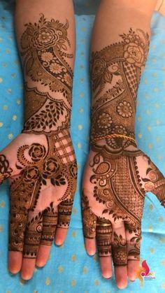 Indian Henna Designs, Henna Tattoo Designs Simple, Basic Mehndi Designs, Mehndi Designs Feet, Back Hand Mehndi Designs, Latest Bridal Mehndi Designs, Stylish Mehndi Designs, Mehndi Designs 2018, Henna Art Designs