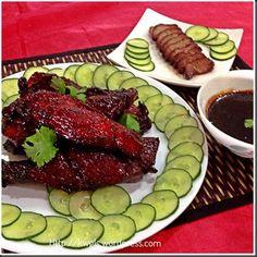 Another Uniquely Chinese Cuisine–Chinese Style Barbecue Pork–Char Siu (蜜汁叉烧) | GUAI SHU SHU