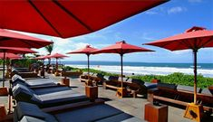 Ku De Ta Restaurant, Seminyak, Bali