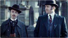 Ripper Street - Edmund Reid, Fred Best. One of my all time favorites!