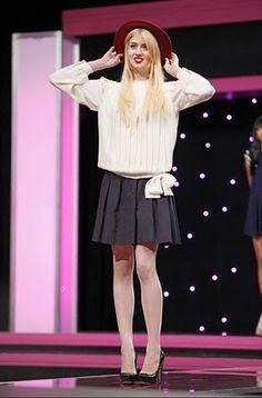 Love love love. Allison Harvard's outfit on ANTM All Stars!