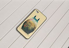 My Neighbor Totoro iPhone 5 Case by caseboy on Etsy, $15.79