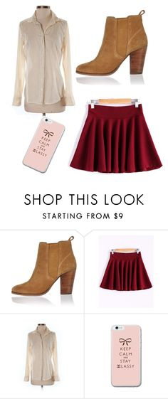 """Untitled #49"" by ridzley on Polyvore featuring River Island and J.Crew"