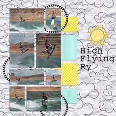 Wakeboarding page
