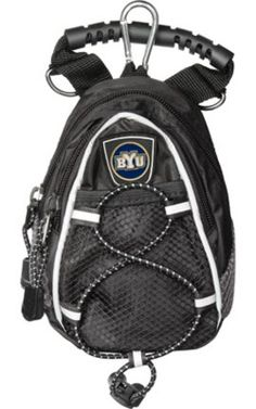Brigham Young BYU Cougars Black Mini Day Pack Set of 2 -- Continue to the product at the image link.(This is an Amazon affiliate link and I receive a commission for the sales)