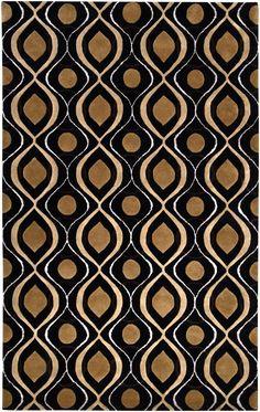 Surya rug by Candice Olson