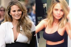 "Chrissy Teigen revealed her new mum-to-be chop on Instagram, which she calls the ""Khloe-Rosie"".  ""New cut!! Asked for the khloe-rosie, side of chrissy khlosey and @jenatkinhair knew exactly what I meant,"" she wrote."