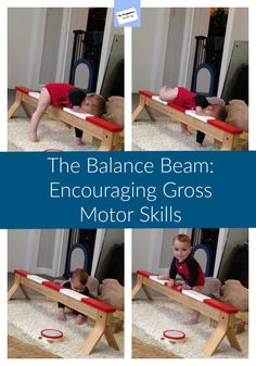 New baby on the way! I am now planning on adding this balance beam to our playroom!