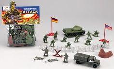 World War II Toy Soldiers Childrens Military « Delay Gifts