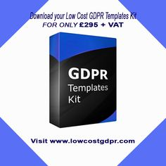 Gdpr Compliance, General Data Protection Regulation, Easy To Use, How To Apply, Templates, London, Tips, Self, Stencils