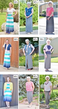 Maxis For any Age Group