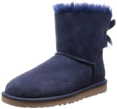 UGG Australia Women's Mini Bailey Bow Boot >>> Check out this great product.
