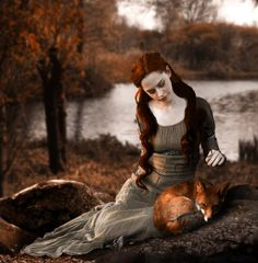 Tamesis is the Celtic Goddess of Fresh Water. She gave her name to the River Thames—it was common for the Celts to have a deity for each particular river or body of water.