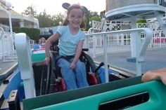 Visiting Disney Parks with Special Needs Children