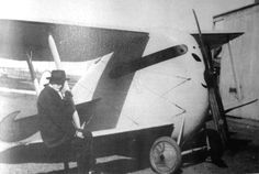 DFW T28 Floh 01: (English: Flea) was a small German biplane fighter prototype designed by Hermann Dorner, the designer of the successful Hannover CL.II two-seat fighter of 1917, and built by Deutsche Flugzeug-Werke