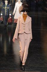 Louis Vuitton RTW fall 2012