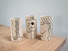 Vessels - Louise Madzia