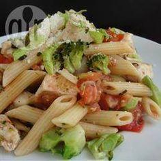Chicken and Broccoli Pasta @ allrecipes.co.uk