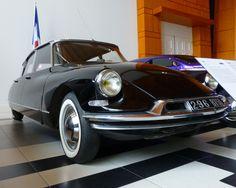 Citroën DS 19 1958 | Louwman Museum Den Haag | By: Michiel V