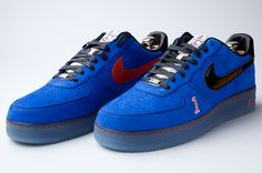 "Nike Air Force 1 Bespoke ""Amare Stoudemire"" by Layupshot"