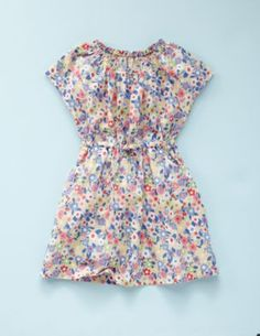 mini boden retro print dress . . . so adorable