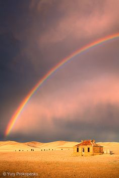 Storm and Rainbow | Flickr - Photo Sharing!