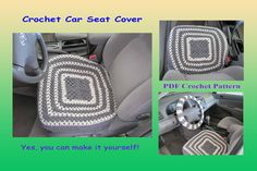 Crochet Pattern - Car Seat Cover (9VC2013)   >   this is next!