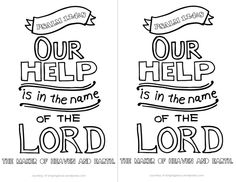 Psalm coloring page by albtme Bible Verse Coloring Page, Bible Verse Art, Coloring Pages, Sunday School Teacher, Sunday School Lessons, Story Of Abraham, Psalms, How To Memorize Things, Teaching