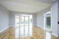 Paint colour for oak floors