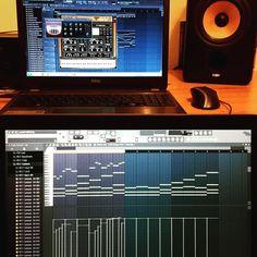 New photo online FL to go  #musicproduction #musicproducer #atwork #flstudio #fruityloops #flstudio12 #musik #musikproduktion #classicalmusic #music #musik #makingof #makingofmusic #musically #musicphotography #musicismylife #musiccomposer #composer #composing #composingmusic Hope you like it