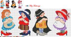 Tasarım işte budur bakınız :) Aynı kız çocuğunun formunu bozmadan değişik kılıklara sokmak :)) Annesine özenen küçük kızlarımıza...Designed by Filiz Türkocağı...