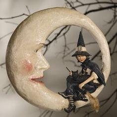 vintage Halloween, 1950s Halloween,