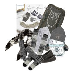 """""""Get Knitted"""" by alexxa-b ❤ liked on Polyvore featuring WearAll, Boohoo, Hollister Co., Hue, Monsoon, Donald J Pliner, Acne Studios, Wilsons Leather, grunge and knitted"""