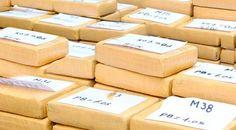 Decomisan siete toneladas de cocaína a principal banda de Colombia