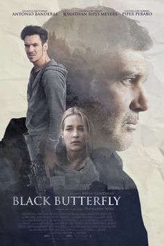 Poster Black Butterfly 2017